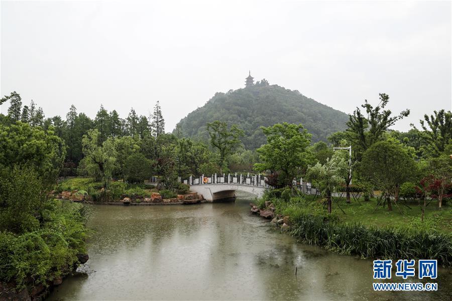 (走向我们的小康生活·图文互动)(1)水清岸美产业兴——江苏南通小康路上的绿色实践